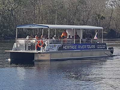 Heritage River Tours